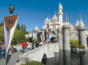 Disneyland's Magic Castle