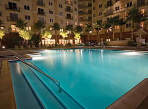 The WorldMark Anaheim Pool