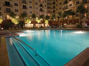 The WorldMark Anaheim Pool