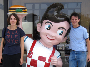 Bob's Big Boy in Baker