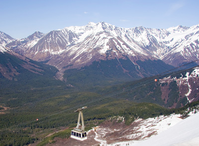 The Alyeska Tramway