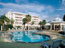 The WorldMark Orlando Pool