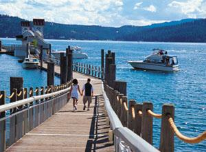Lake Coeur d Alene Pier