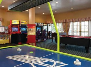 WorldMark Dolphin's Cove Game Room