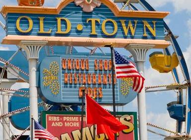 Old Town, Orlando FL